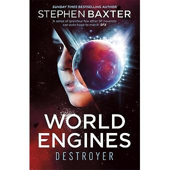 Wereld motoren Destroyer van Stephen Baxter