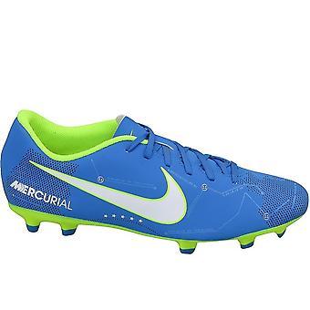 Nike Mercurial Vortex Iii Njr FG 921511400 futebol todo ano sapatos masculinos
