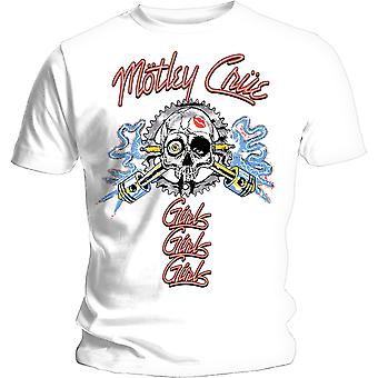 T-shirt officiel Motley Crue Rock