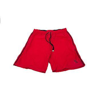 Red Men's Billionaire Swim Shorts