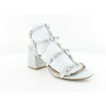 BADGLEY MISCHKA Womens Jewel Badgley Mischka Ana Open Toe Bridal Ankle Strap ...