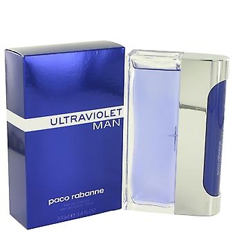 Ultraviolet Man by Paco Rabanne 100ml EDT Spray
