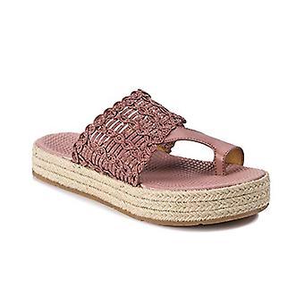 BareTraps Boyde Women's Sandals & Flip Flops Dusty Rose Size 9.5 M (BT26489)