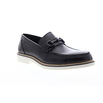 Unlisted by Kenneth Cole Work Mode Mens Black Casual Slip On Loafers Shoes