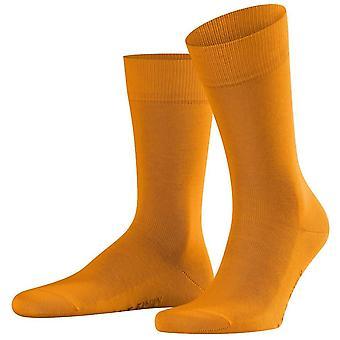 Falke Family Socks - Mandarin Yellow