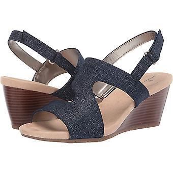 Bandolino Womens Gannet Open Toe Special Occasion Platform Sandals