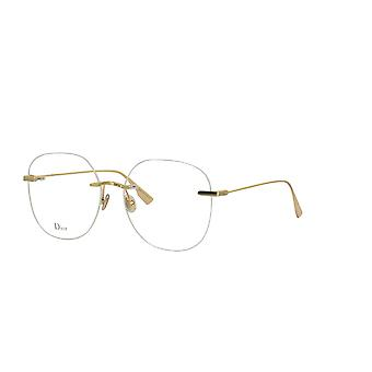 Dior StellaireO6 J5G Gold Glasses