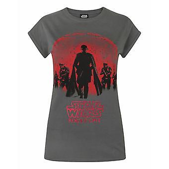 Star Wars Rogue One Foil Women's T-Shirt