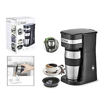 Electric Coffee-maker Kiwi KCM-7505 420 ml 750W Black