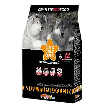 Alpha Spirit Natural Feed for Dogs Multiprotein (Dogs , Dog Food , Dry Food)