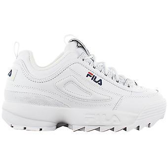 FILA Disruptor 2 Premium 5FM00002-125 - Naisten kengät Valkoinen Lenkkarit Urheilukengät