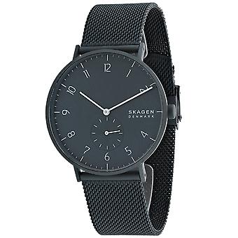 Skagen Men's Aaren Grey Uhr - SKW6534