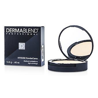 Fondotinta compatto Dermablend polvere intensa Camo (Media Coverage costruibile al più alto) - # nudo 13.5g/0.48oz