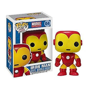 Iron Man Classic Iron Man Pop! Vinyl