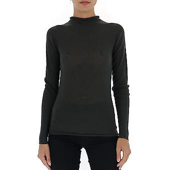 Fabiana Filippi Mad119b903n9076113 Women's Black Cashmere Sweater