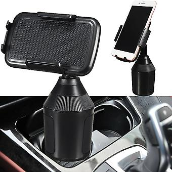 360° clip car cup holder stand cradle mount car phone holder for cell phone gps