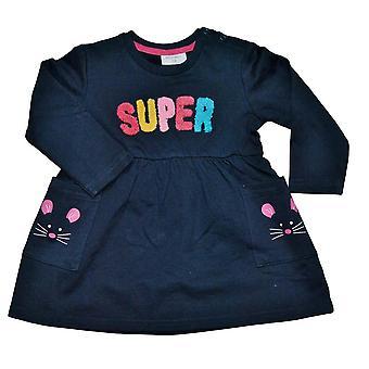 Vauvan mekko, Sininen Super, 80 cl