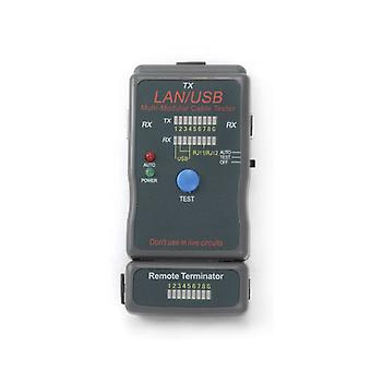 Network Cable Tester GEMBIRD NCT-2 Grey