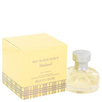 Weekend eau de parfum spray by burberry 402430 30 ml
