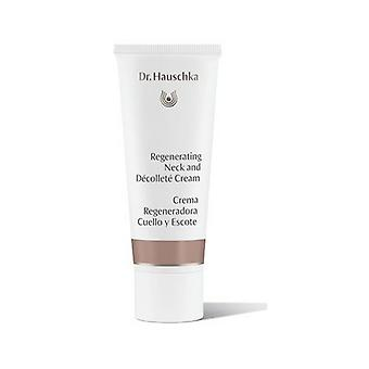 Firming Neck and D�colletage Cream Regenerating Dr. Hauschka (40 ml)