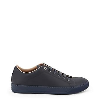 Man  leather  sneakers  shoes l43607