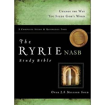 Ryrie Study Bible-NASB by Charles C Ryrie - 9780802484574 Book