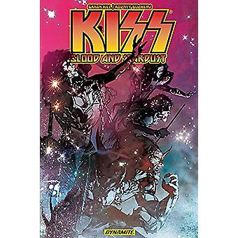 KISS - Blood & Stardust by Bryan Hill - 9781524109912 Book