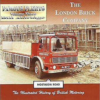Londýnska tehlová spoločnosť (preslávené flotily)