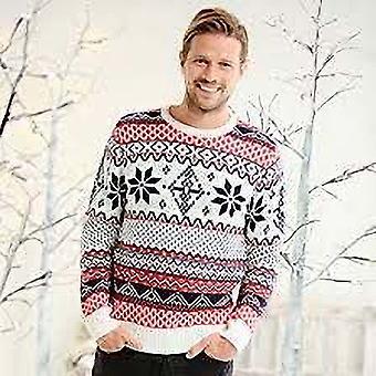 Christmas Shop Adults Nordic Jumper