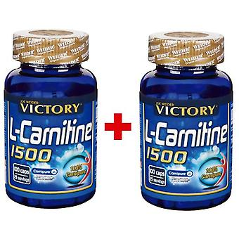 Victory Endurance L-Carnitine 1500 Duo Pack 100 Capsules