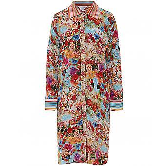 Inoa Covent Garden Silk Shirt Dress