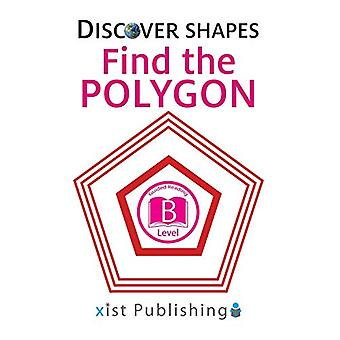Find the Polygon by Xist Publishing - 9781532410338 Book