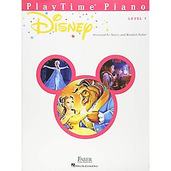 PlayTime Piano - Disney by Nancy Faber - 9781616776985 Book