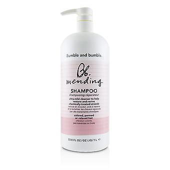 Bb. remendando shampoo colorido, permed ou relaxado cabelo (produto de salão) 1000ml /33.8oz