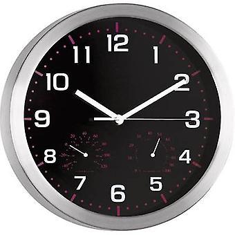 Mebus 41882 كوارتز وول الساعة 30 سم × 4.2 سم الألومنيوم