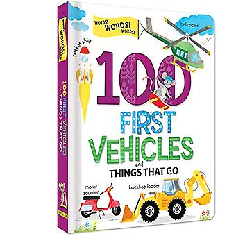 100 First Vehicles and Things That Go by Anne Paradis - 9782898020520