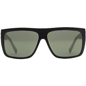 Electric California Black Top Sunglasses - Matte Black/Ohm Grey