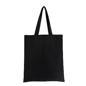Blank Canvas Tote Bag, Reusable Grocery Shopping Bags Suitable for Diy, Advertising, Promotion, Giveaway