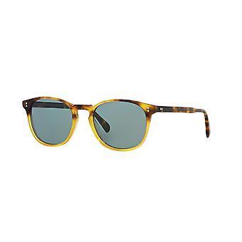 Oliver Peoples Finley ESQ. SUN OV5298SU 1409/R8 Sköldpaddan Beige/Indigo Fotokromiska solglasögon