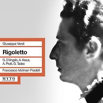 Verdi / Kraus / Bianchi / Erede - Rigoletto: Recorded Live in Trieste 1961 [CD] USA import