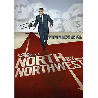 North by Northwest [DVD] USA import