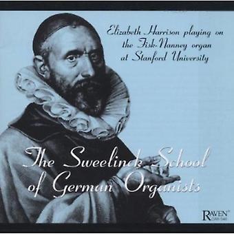 Sweelinck School Of German Organists [CD] USA import