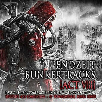 Endzeit Bunkertracks: Act 8 [CD] USA import