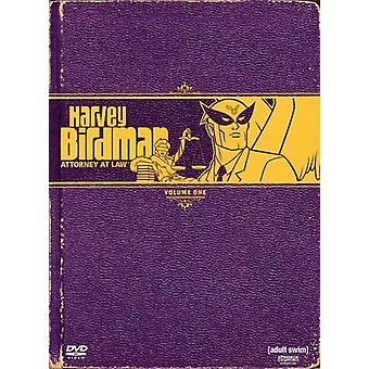 Harvey Birdman Attorney at Law Vol. 1 [DVD] USA import