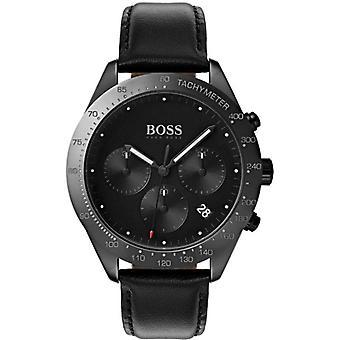 Hugo Boss 1513590 Talent Black 42mm Ceramic Men's Watch