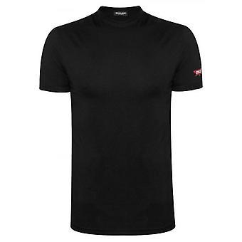 DSQUARED2 Underwear Black T-Shirt