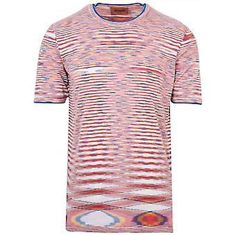 MISSONI Multi-Colour Knit T-Shirt