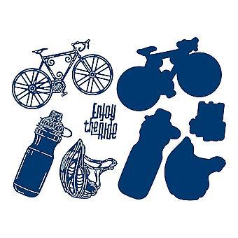 自転車ダイセットでボロボロのレースライブライフ