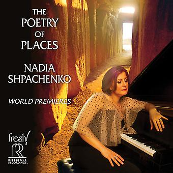 Poetry Of Places [CD] USA import