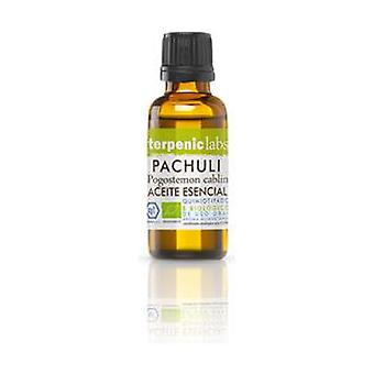 Organic Patchouli Essential Oil 30 ml of essential oil